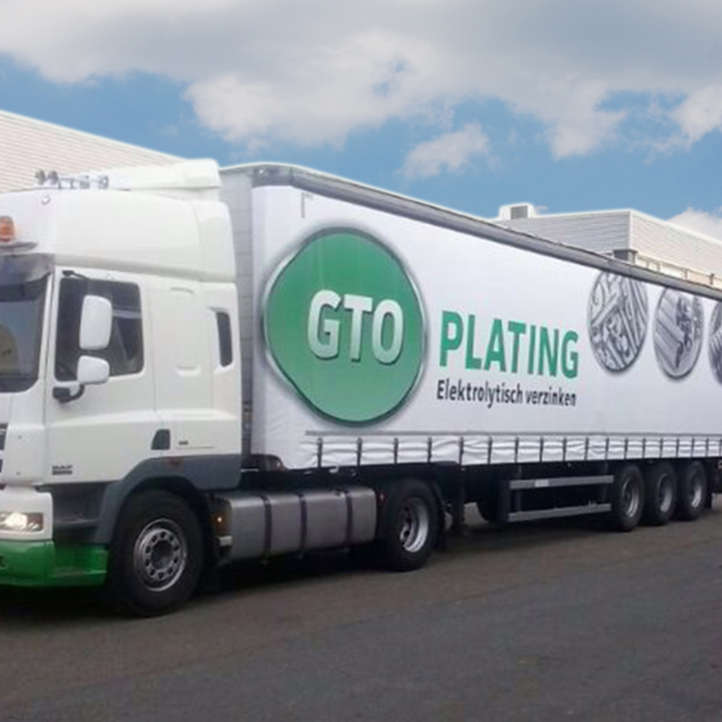 GTO Truck Signing