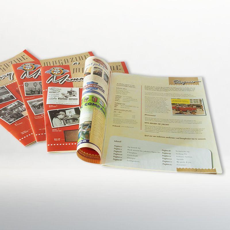 Magazine Jukebox Fanaat Memory Lane