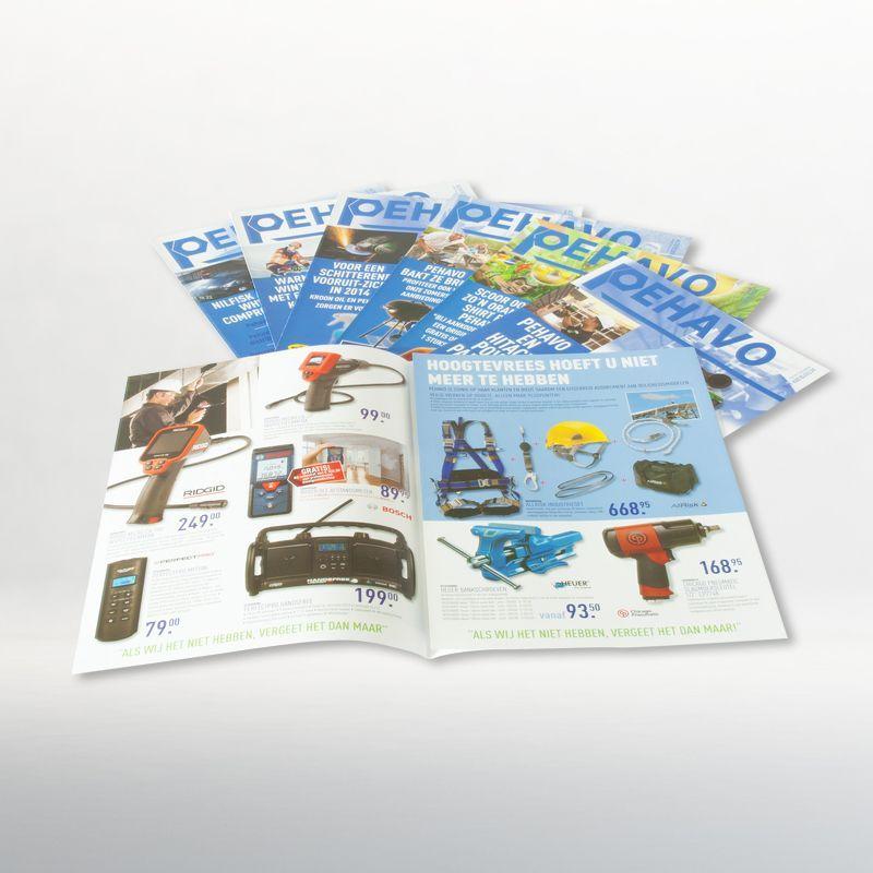Pehavo Periodieke 3 Luik Folder