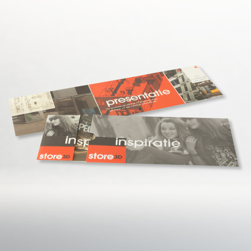 Store 3D Mailing