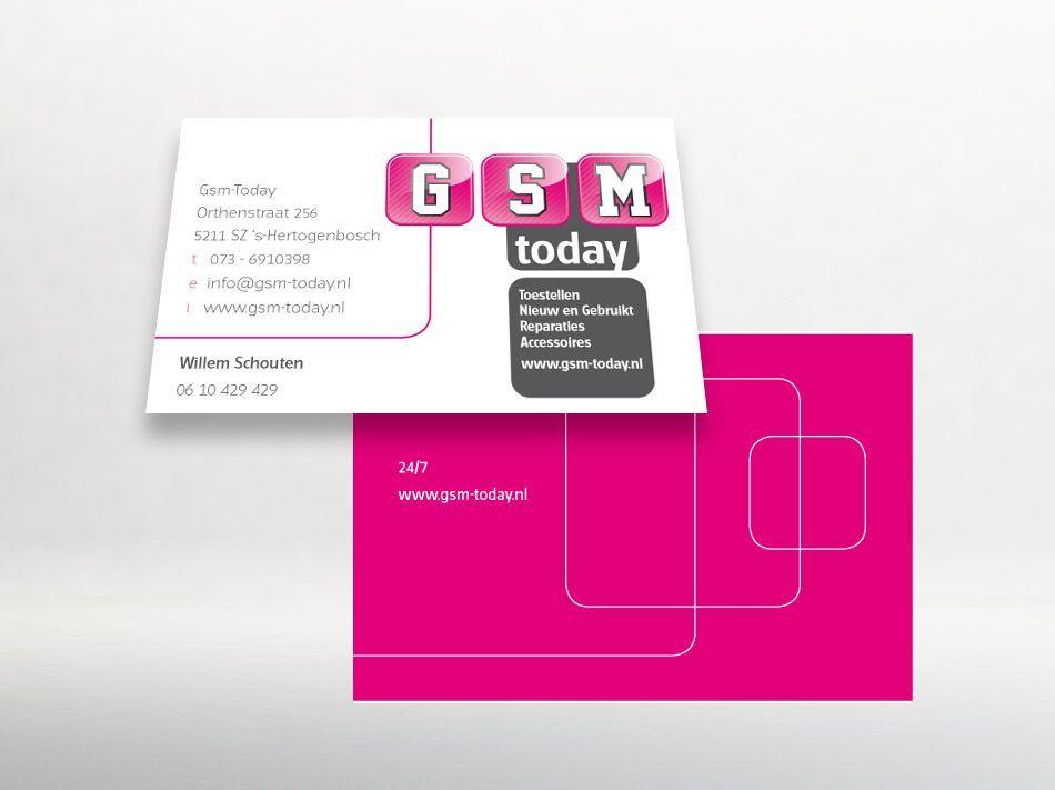 GSM Huisstijl