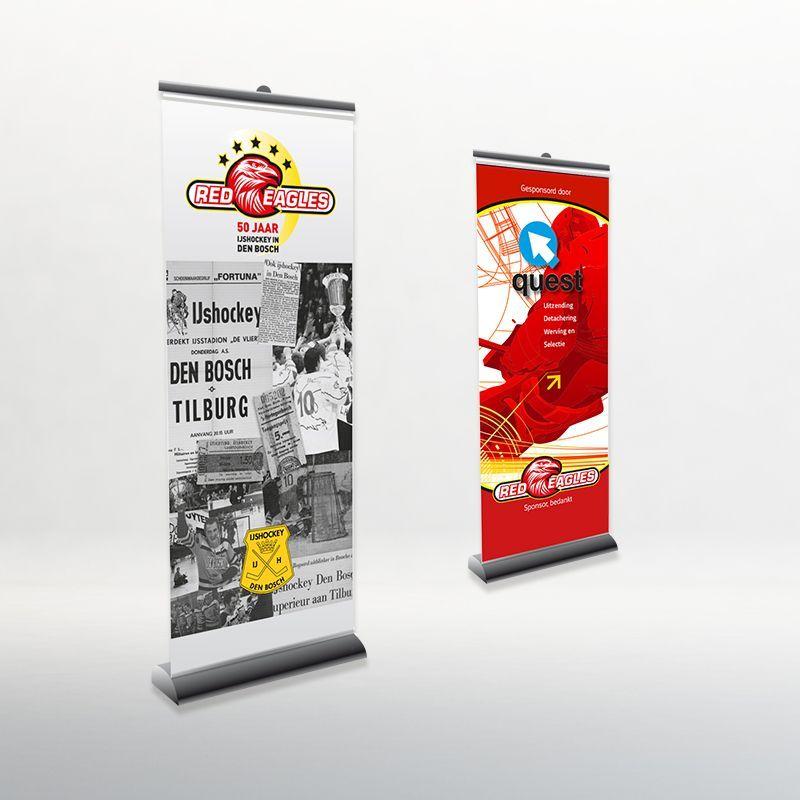 Sponsor En Event 50 Jaar Banner