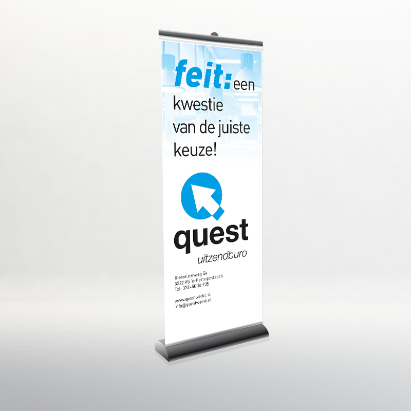 Quest Speed Date Banner