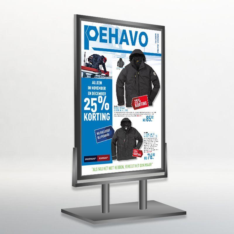 Pehavo Winkelposters