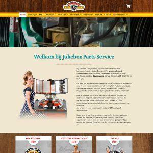 Webshop Jukeboxparts